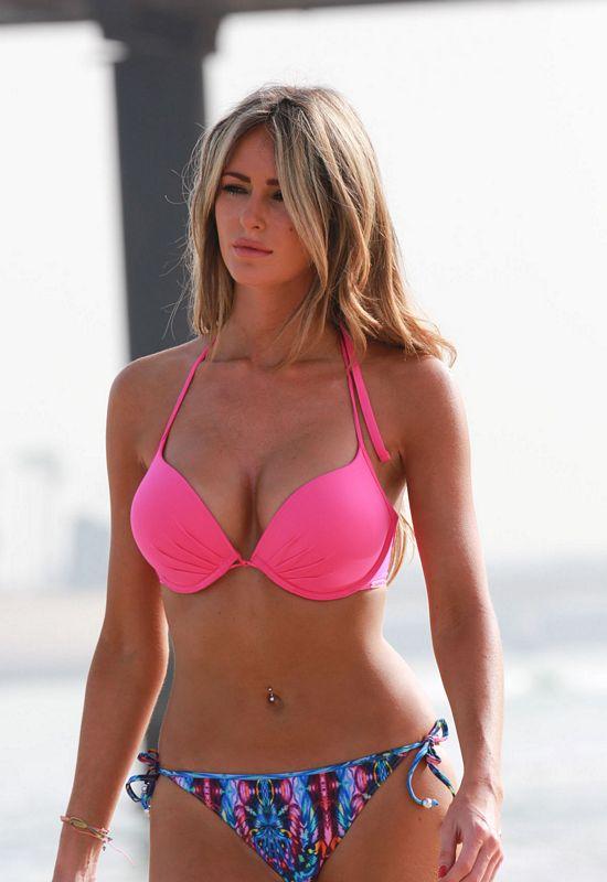 GEORGINA DORSETT in Bikini