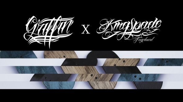 Griffin X Kingspade Fingerboard