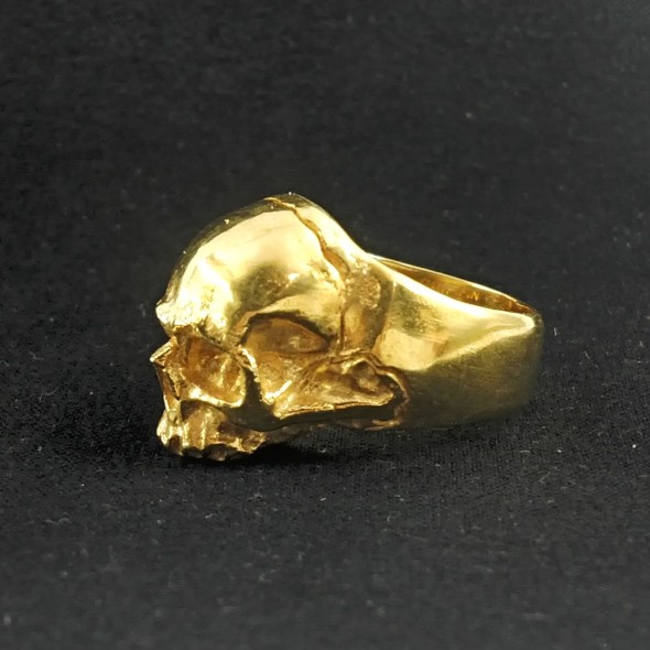 Jawless In Gold