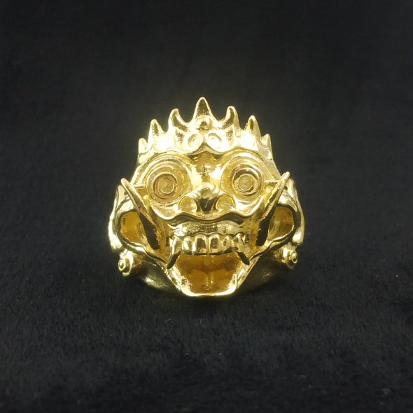 Rangda In Gold (2)